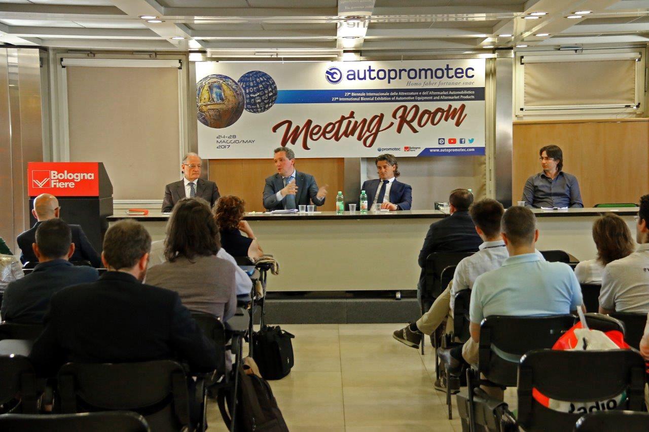 GMP Italia ed ACA: Convegno ad Autopromotec