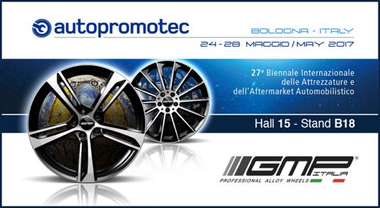 GMP ad Autopromotec 2017
