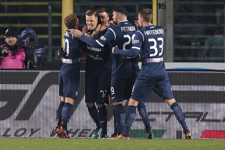 Atalanta - Lazio: GMP Italia Executive Partner allo stadio di Bergamo