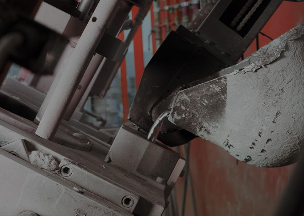 La fusione è un processo antico e in GMP è rimasta invariata la maestria artigianale con cui affrontiamo ogni processo.