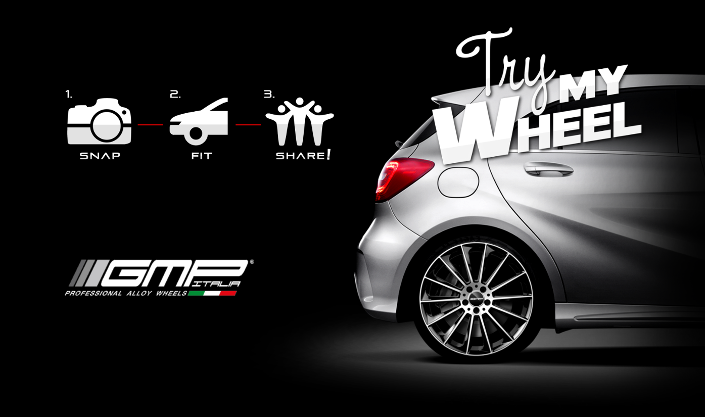 Configure your car with our wheels now!