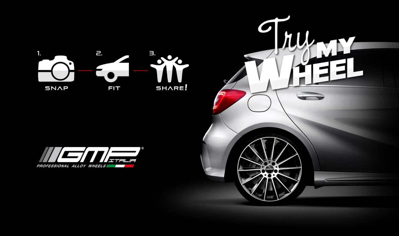 Configura ora la tua auto con i nostri cerchi!