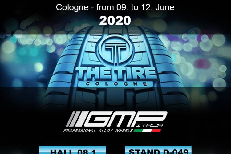 The Tire Cologne - From 09. to 12. June 2020