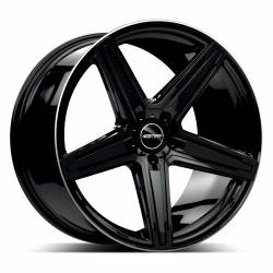 Mk1 Concave Nero Bordo Diamantato