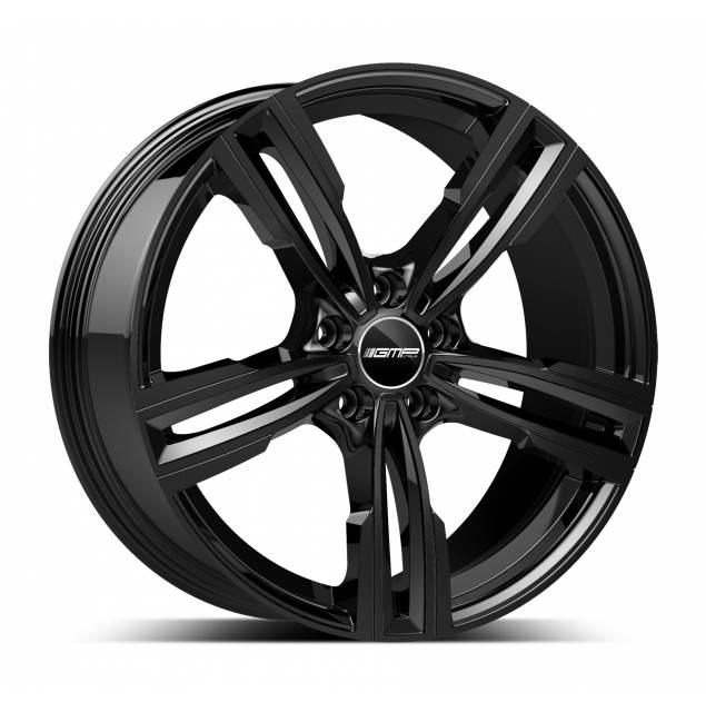 Reven Glossy Black