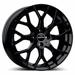 N80 Schwarz glänzend