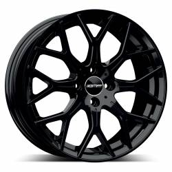 N80 Glossy Black