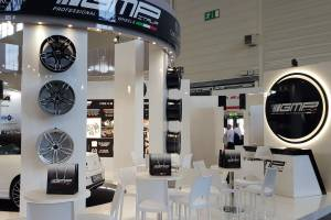Stand GMP Italia a The Tire Cologne 2018!