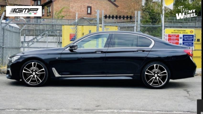 BMW Serie 7 (VI)