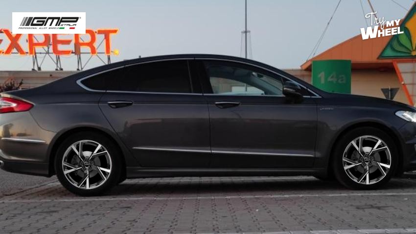 Ford Mondeo (V)