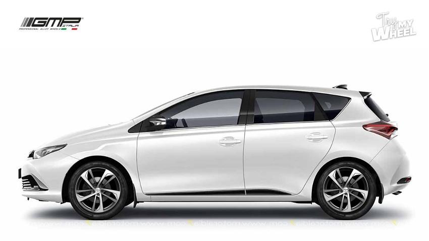Toyota Auris (II) Hybrid
