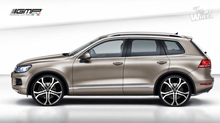Volkswagen Touareg (II)