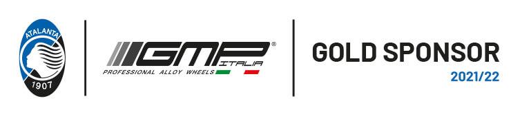 GMP Italia Atalanta Gold Sponsor 2021/2022